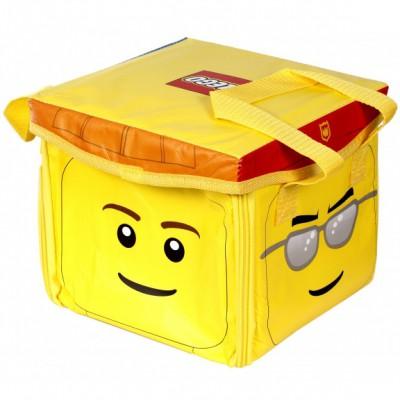 Tête  de rangement Lego Zipbin Room Studio