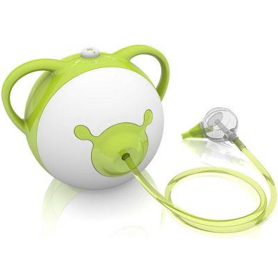 Nosiboo Pro aspirateur nasal vert  par Nosiboo