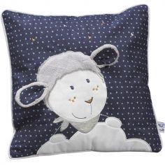 Coussin carré Merlin mouton (30 x 30 cm)