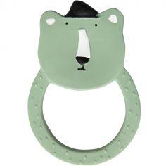 Anneau de dentition en caoutchouc ours Mr. Polar Bear