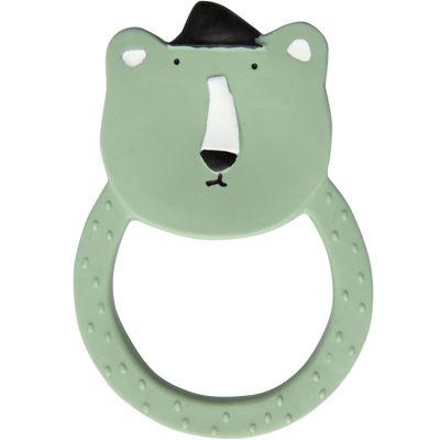 Anneau de dentition en caoutchouc ours Mr. Polar Bear  par Trixie