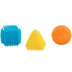 Set de 3 formes tactiles
