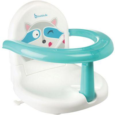 Siège de bain pliable Raton laveur Badabulle