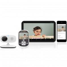 Moniteur bébé vidéo connecté avec écran 2,4'' (modèle MBP662)