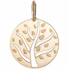 Médaille de naissance Arthur personnalisable 18 mm (or jaune 750°)