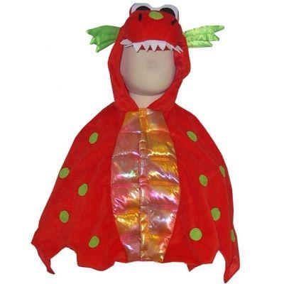 Poncho dragon (18-36 mois) Travis Designs