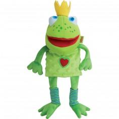 Marionnette à main Roi grenouille