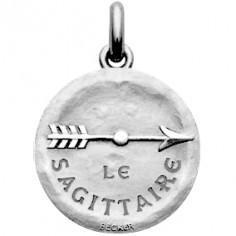 Médaille symbole Sagittaire (argent 925°)