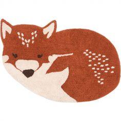 Tapis lavable loup Little Wolf (70 x 110 cm)