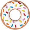 Jouet de dentition Donut blanc - Silli Chews