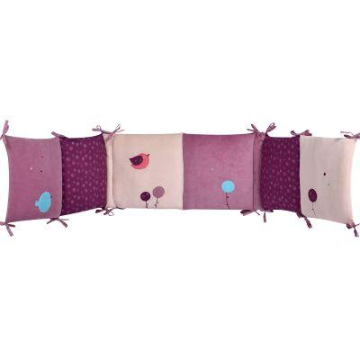 Tour de lit adaptable Birdy (pour lit 60 x 120 et 70 x 140 cm)  par Domiva
