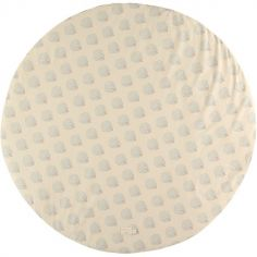 Tapis de jeu Full Moon Blue Gatsby Cream (105 cm)