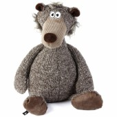 Peluche ours Not good enough (40 cm) - Sigikid