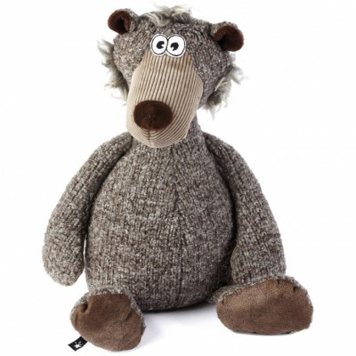 Peluche ours Not good enough (40 cm) Sigikid