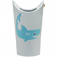 Panier à linge Requin océan