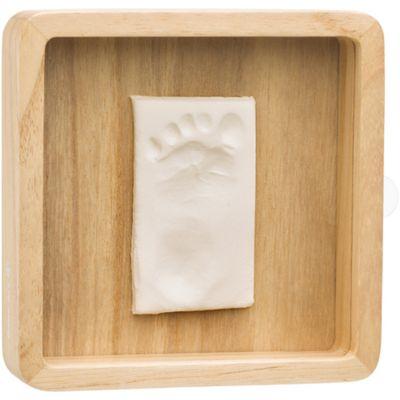 Cadre empreinte Magic box en bois  par Baby Art