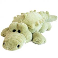 Peluche géante Crocodile Croco'Doux La savane (80 cm)