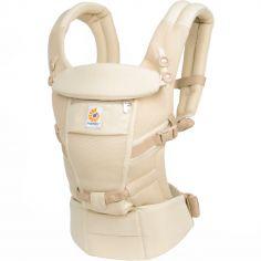 Porte bébé Adapt Cool Air Mesh beige chiné