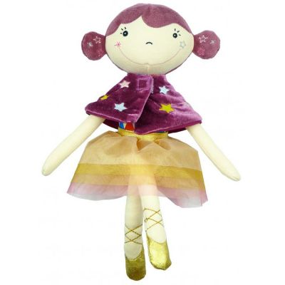 Poupée souple Betty la funambule Magic Circus (35 cm)  par Ebulobo