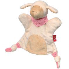 Doudou marionnette mouton (23 cm)