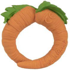 Cathy la carotte en latex d'hévéa