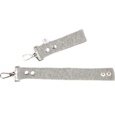 Attaches poussette pour sac à langer gris chiné New Jersey  par BEBEL