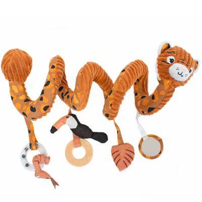 Spirale d'activité Spéculos le tigre  par Les Déglingos