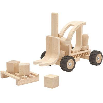 Camion chariot élévateur (29 cm) Plan Toys