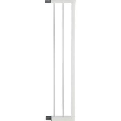 Extension de barrière Easy Lock Wood Plus 16 cm métal blanc  par Geuther