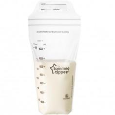 Lot de 36 sachets de conservation du lait maternel