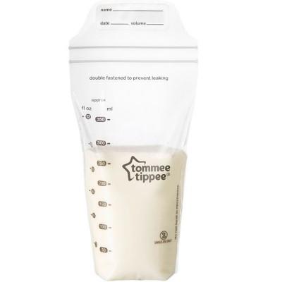 Lot de 36 sachets de conservation du lait maternel  par Tommee Tippee