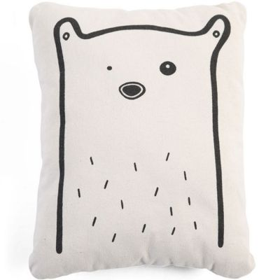 Coussin ours (28 x 35 cm) Childhome