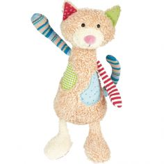 Peluche chat Sweety (30 cm)