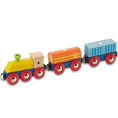 Train de transport