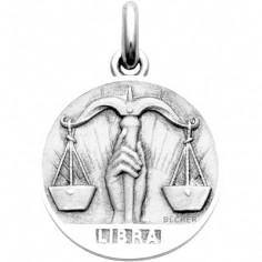 Médaille signe Balance (argent 925°)