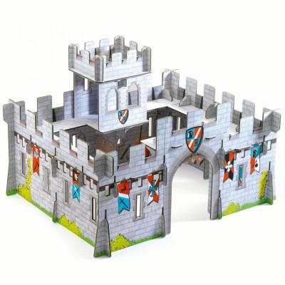 Château médiéval 3D  par Djeco