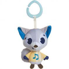 Petite peluche musicale Rob le husky Polaire