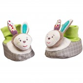 Chaussons Tinoo (0-6 mois) - Sauthon Baby Déco