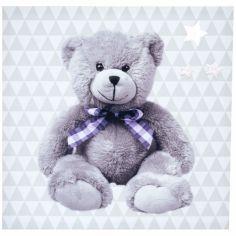 Toile lumineuse My Little Bear (30 x 30 cm)