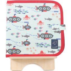 Livre à dessiner océan Submarine