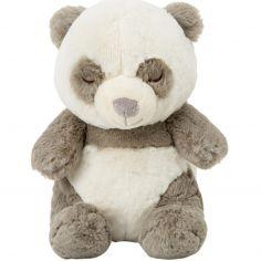 Peluche musicale bruit blanc panda apaisant