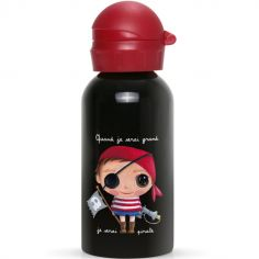 Gourde métal Pirate (400 ml)