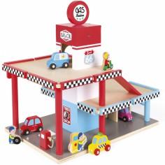 Garage station service