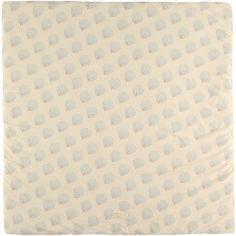 Tapis de jeu Colorado Blue Gatsby Cream (100 x 100 cm)