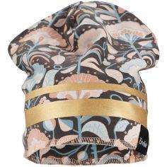 Bonnet microfibre Gilded Midnight Bells (6-12 mois)