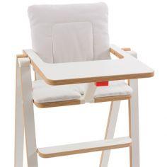 Coussin chaise haute Vanilla Marshmallow