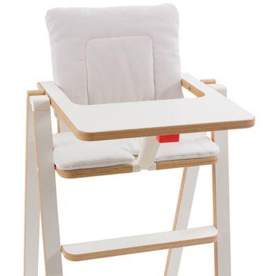 Coussin chaise haute Vanilla Marshmallow  par SUPAflat