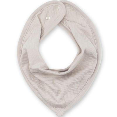 Bavoir bandana sable  par Bemini