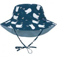 Chapeau anti-UV réversible Baleine (9-12 mois)  par Lässig