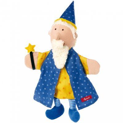 Marionnette à main magicien My little Theatre (30 cm) Sigikid